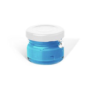 Паста пигментная (Голубая) для эпоксидной смолы  (20 г)