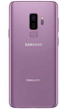 купить Samsung Galaxy S9 plus 64GB Duos (G965FD), Liliac Purple в Кишинёве