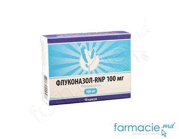 cumpără Fluconazol-RNP caps. 100 mg N10 în Chișinău