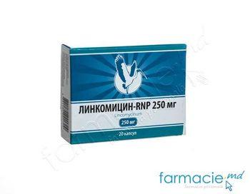 купить Линкомицин-RNP капсулы 250 мг N20 в Кишинёве