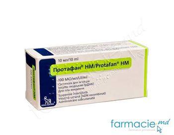 cumpără Protaphane® HM susp.inj.100 UI/ml 10 ml N1 în Chișinău