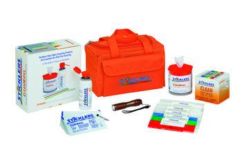 cumpără MicroCare Sticklers MCC-WF44 - Sticklers Benchtop CleanWipes (50 wipes per box). în Chișinău