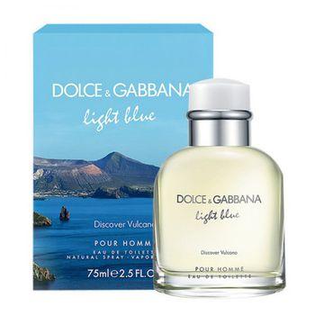 DOLCE&GABBANA LIGHT BLUE VULCANO EDT 125 ml