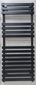 Полотенцесушитель Aerfild Delfina 500x1200 мм, антрацит