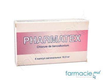 cumpără Farmatex caps. moi vag. 18,9 mg N6 în Chișinău