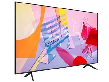"65"" TV Samsung QE65Q60TAUXUA, Black (SMART TV)"