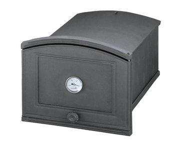 Духовка чугунная с термометром PZEP2T