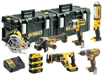 купить Набор аккумуляторных инструментов DeWALT DCK623P3 в Кишинёве