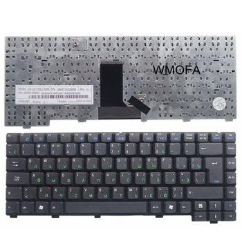 Keyboard Asus A3 A6 A3000 A6000 ENG/RU Black