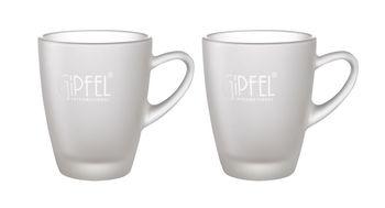 Чашка GIPFEL GP-7939 (стеклянная 2 шт)