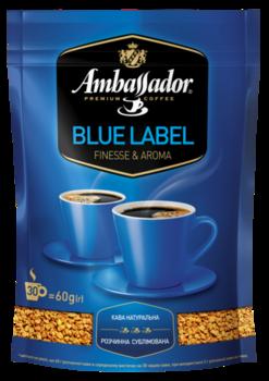 Ambassador Blue Label 60гр
