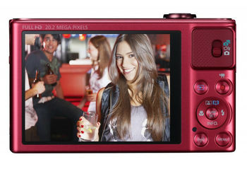 купить Canon SX620HS Red в Кишинёве