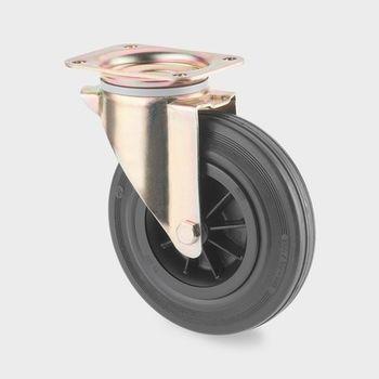купить Колесо поворотное полипропилен Ø 160 - 70810160 в Кишинёве