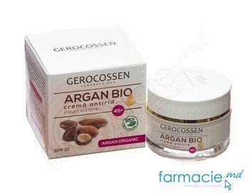 купить Gerocossen Argan Bio crema antirid riduri vizibile (+45 ani) 50ml в Кишинёве