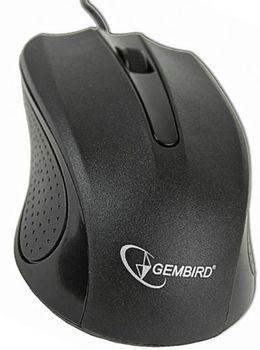 cumpără Mouse Gembird MUS-101, USB, black în Chișinău