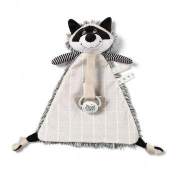 купить BabyOno игрушка с подвеской для соски Racoon Rocky в Кишинёве