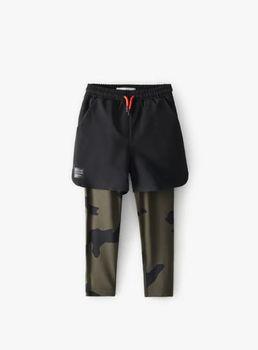 Pantaloni ZARA Negru 9347/663/800