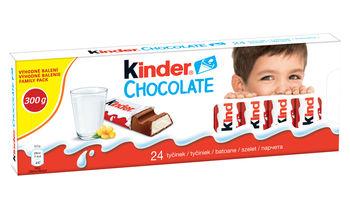 Kinder Chocolate, 24 шт.