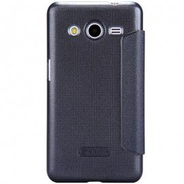 "Чехол для Samsung Galaxy Core 2 ""Nillkin Sparkle Case"""