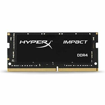 4GB DDR4-2400 SODIMM  Kingston HyperX® Impact, PC19200, CL14, 1.2V