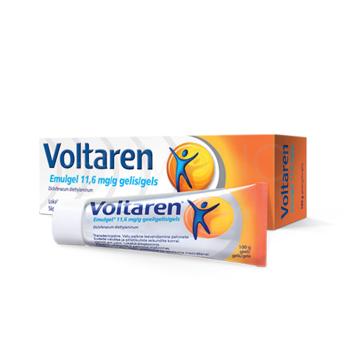 cumpără Voltaren emulgel 11,6mg/g 100g în Chișinău