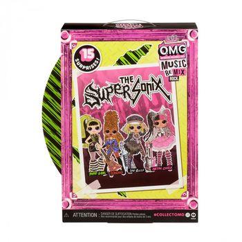 купить L.O.L  набор куклы O.M.G Bhad Gurl барабанами в Кишинёве