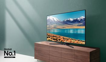 купить TV LED Samsung UE55TU8500UXUA, Black в Кишинёве