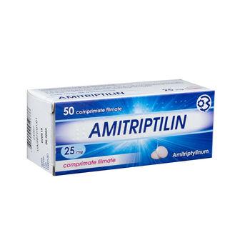 cumpără Amitriptilin 25mg comp.film. N10X5 în Chișinău
