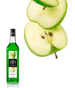 Сироп 1883dePR Зеленое яблоко 1L
