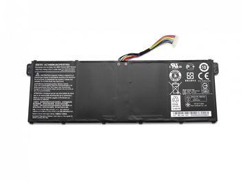 Battery Acer Aspire ES1-512 ES1-511E3-112 ES1-111 ES1-531 ES1-731 ES1-131 ES1-331 ES1-520 ES1-521 E3-111 E5-721 E5-731 ES1-311 ES1-711 R3-131 R5-431 R5-471 R7-371 V3-111 V3-112 TravelMate B115 B116 P236 P276 Extensa 2519 15.2V 3220mAh Black Original
