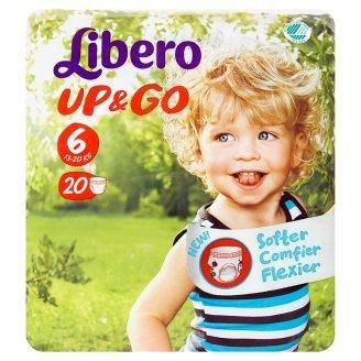 Libero Трусики UP&GO 6