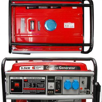 cumpără Generator pe benzină 5.5kW KTG5500M KraftTool în Chișinău