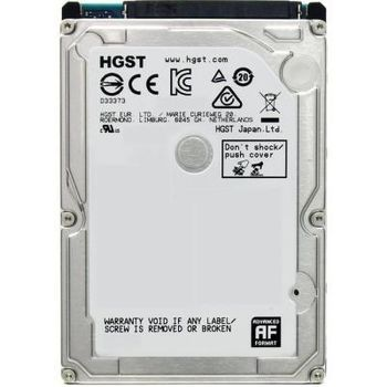 ".500GB 2.5"" 500GB HDD Hitachi Travelstar Z5K500,5400rpm, 8Mb, 7mm, SATAIII  (HTS545050A7E680)"