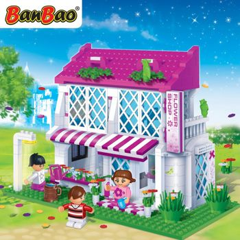 BanBao 6102 Loving World - 425 blocks