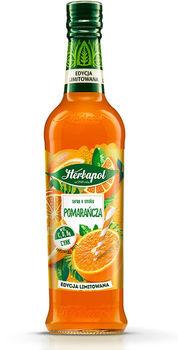 купить Сироп Herbapol Orange, 420 мл в Кишинёве