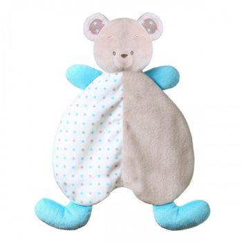 купить BabyOno Игрушка обнимашка комфортер Bear Tony в Кишинёве