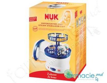 купить Электрический стерилизатор NUK для 5-и бутылок в Кишинёве