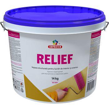Supraten Краска структурная Relief 14кг