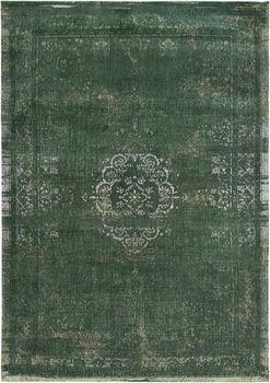 Ковёр ручной работы LOUIS DE POORTERE Fading World Medallion 9146 Majestic Forest