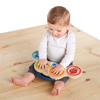 cumpără Jucarie de lemn muzicala Hape & Baby Einstein Magic Touch Drum™ în Chișinău