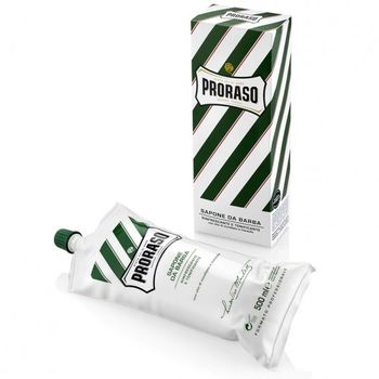 КРЕМ ДЛЯ БРИТЬЯ PRORASO M&E SHAVING CREAM 500ML