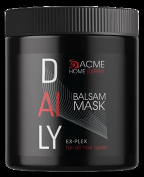 Бальзам-маска для всех типов волос, ACME Home Expert, 450 мл., Daily SLS Free, увлажняющая