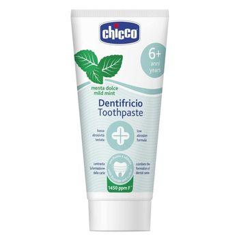 купить Chicco зубная паста со вкусом мяты 6+ лет, 50 мл в Кишинёве