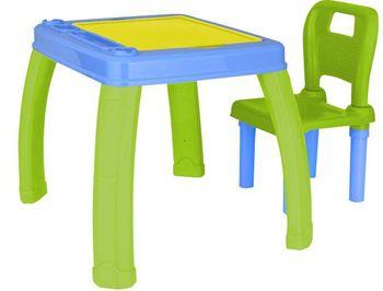Pilsan стол со стульчиком для детей