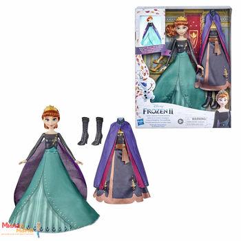 купить Hasbro Кукла Frozen Эльзa Анна Волшебное превращение в Кишинёве