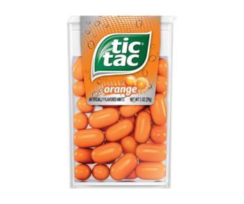 cumpără Dropsuri Tic Tac  Fresh Orange în Chișinău