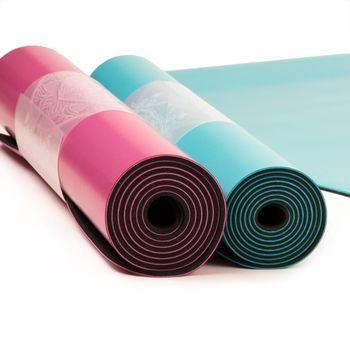 купить Коврик для йоги Bodhi Yoga Phoenix 185x66x0.4cm, YMPHO4 в Кишинёве