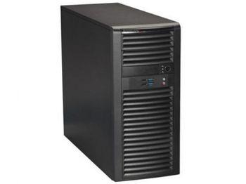 SuperServer SYS-7037A-IL (E5-2420V2/2x4Gb DDR3/2x500Gb/DVD-RW/w.o. VGA Card)