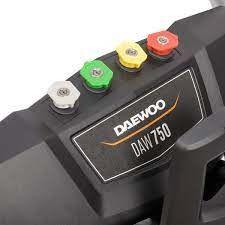 Мойка выс. давления Daewoo DAW 750
