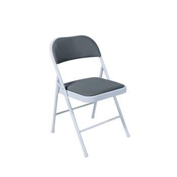 Раскладной стул М01 белый